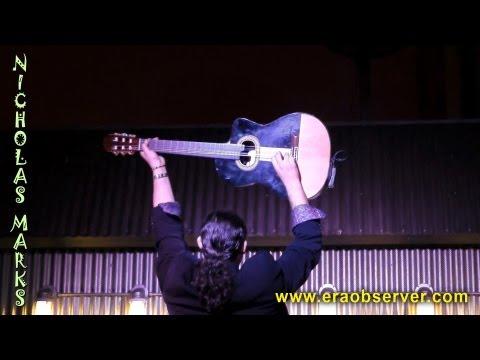 Besame Mucho - Performing by Nicholas Marks