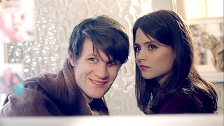 The Doctor Meets Modern Clara | The Bells of St John | Doctor Who