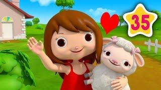 Little Bo-Peep | Little Baby Bum | Baby Songs & Nursery Rhymes | Learning Songs For Babies