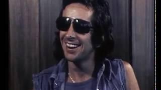AC/DC - Bon Scott Interview - Hobart - 6 January 1977