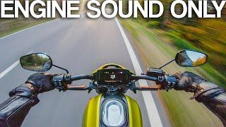 electric Harley-Davidson LiveWire sound [RAW Onboard]
