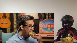 International Dunkin' Donuts Taste Test CRAZY REACTION!!!