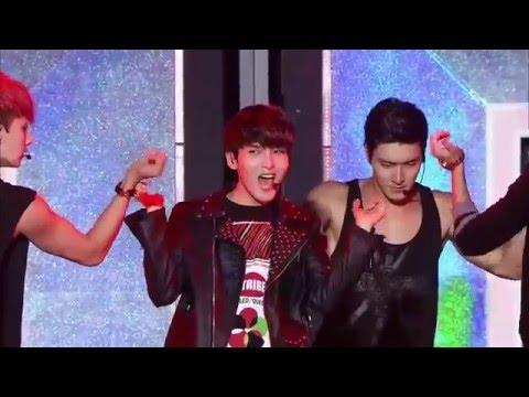 Super Junior M - Break Down (Live at Super Show 5 World Tour)