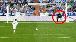 Cristiano Ronaldo Top 33 Mind-blowing Penalty Goals Ever