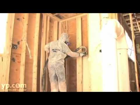Spray Foam Insulation in MA & RI | Anderson Insulation