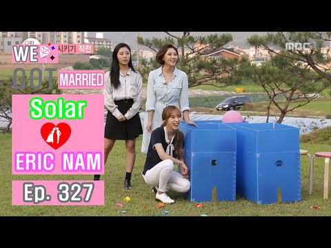[We got Married4] 우리 결혼했어요 - MAMAMOO is physical affection missionary 20160625