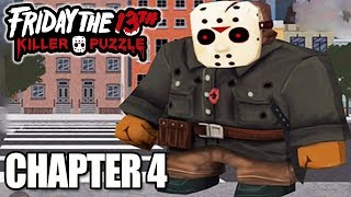 FRIDAY THE 13TH: KILLER PUZZLE - Chapter 4 Walkthrough