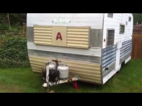 Aloha Travel Trailer Specs