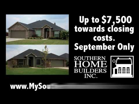 Southern Home Builders - September