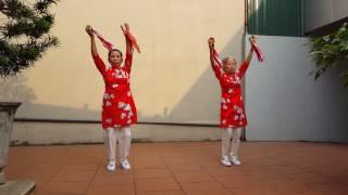 Nhịp Điệu Song Lang - Thương Quá Việt Nam (Hội Người Cao Tuổi - Việt Long, Tản Lĩnh, Ba Vì, Hà Nội)