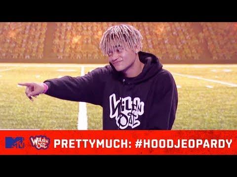PRETTYMUCH Gets Wild In Hood Jeopardy 🚨   Wild 'N Out   #HoodJeopardy