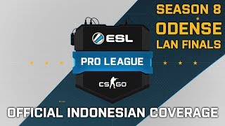 Astralis vs Liquid GRAND FINALS - ESL Pro League Season 8 Odense LIVE! Indonesian Coverage