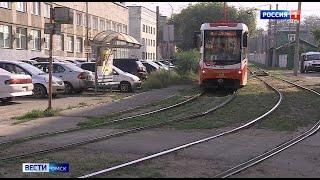В Омске острая нехватка водителей трамваев