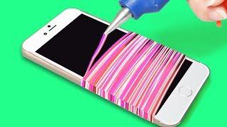 28 AWESOME PHONE HACKS