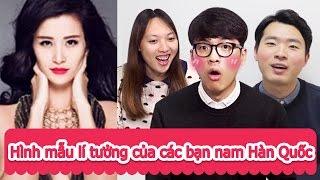 Vòng loại lựa chọn hình mẫu lí tưởng tập 2! Các ngôi sao nữ! 한국 친구들의 이상형 월드컵 2탄!! 여자 스타편!