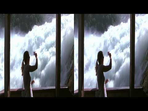Rheinfall erstmals in 3D, Full HD by MUVI AG