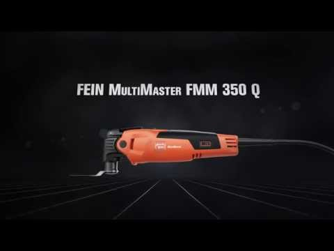 Fein FMM350QSL Top Starlock Multi Master With 41 Accessories 110v 72295261241