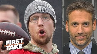 Nick Foles can work his magic to lead the Jaguars to the playoffs - Max Kellerman   First Take