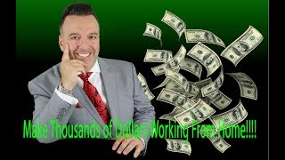 BEST WORK FROM HOME, MAKE MONEY ONLINE  BUSINESS OPPORTUNITY