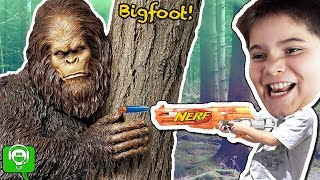Finding Bigfoot Adventure