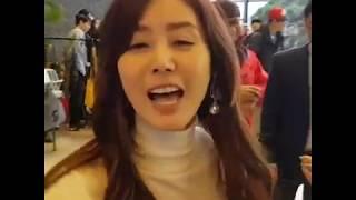 김성령 귀엽고 아름다운 ( Kim sung ryung )