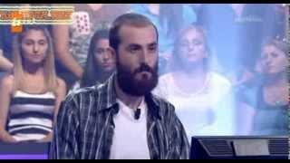 Kim Milyoner Olmak Ister 258. bölüm Çağrı Yalkın 11.09.2013