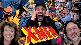 X-Men: The Animated Series (With the Creators) - Nostalgia Critic