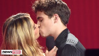 Addison Rae's AWKWARD PDA Grosses Fans Out At MTV Awards!