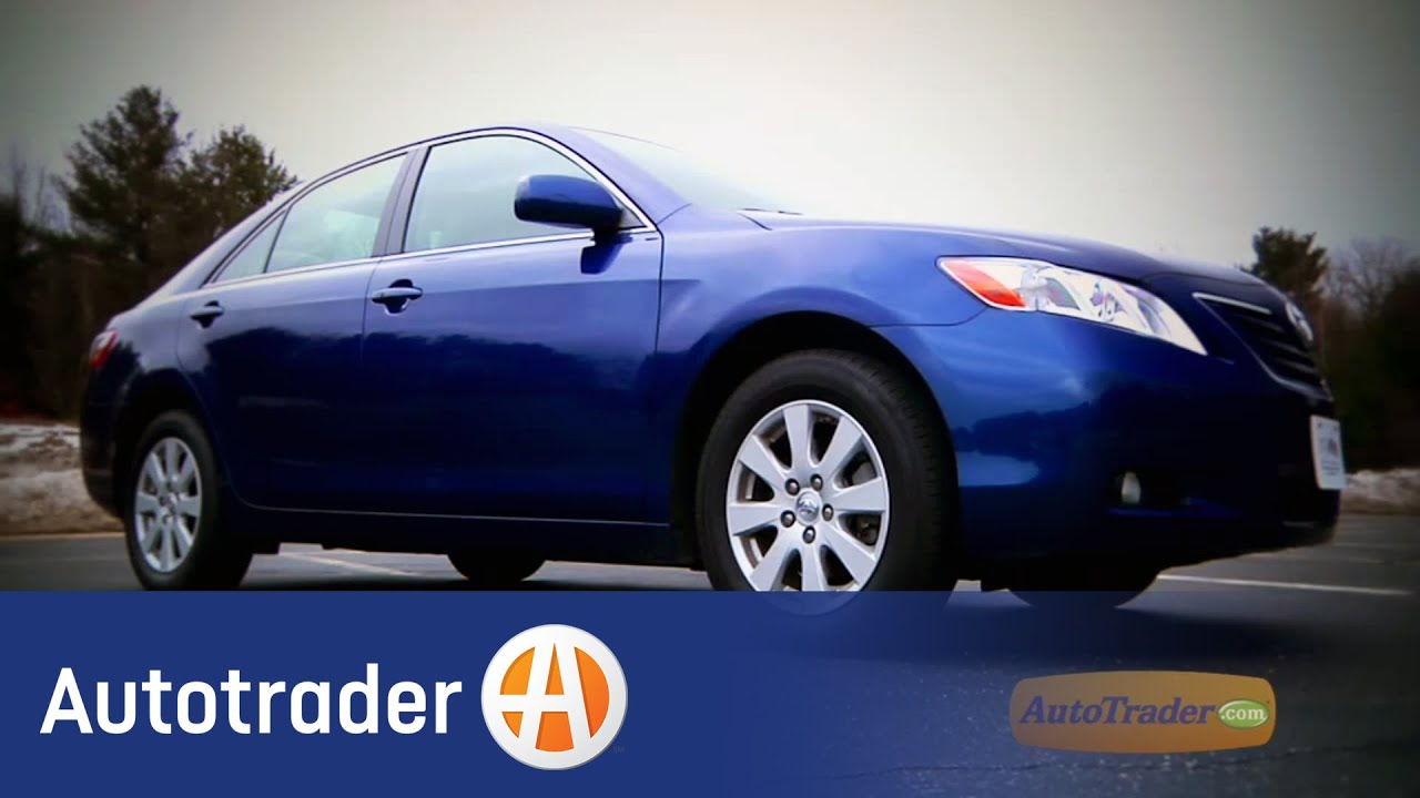 Certified Used Toyota >> 2007-2010 Toyota Camry - Sedan | Used Car Review ...
