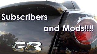 Pontiac G8 Vlog #13