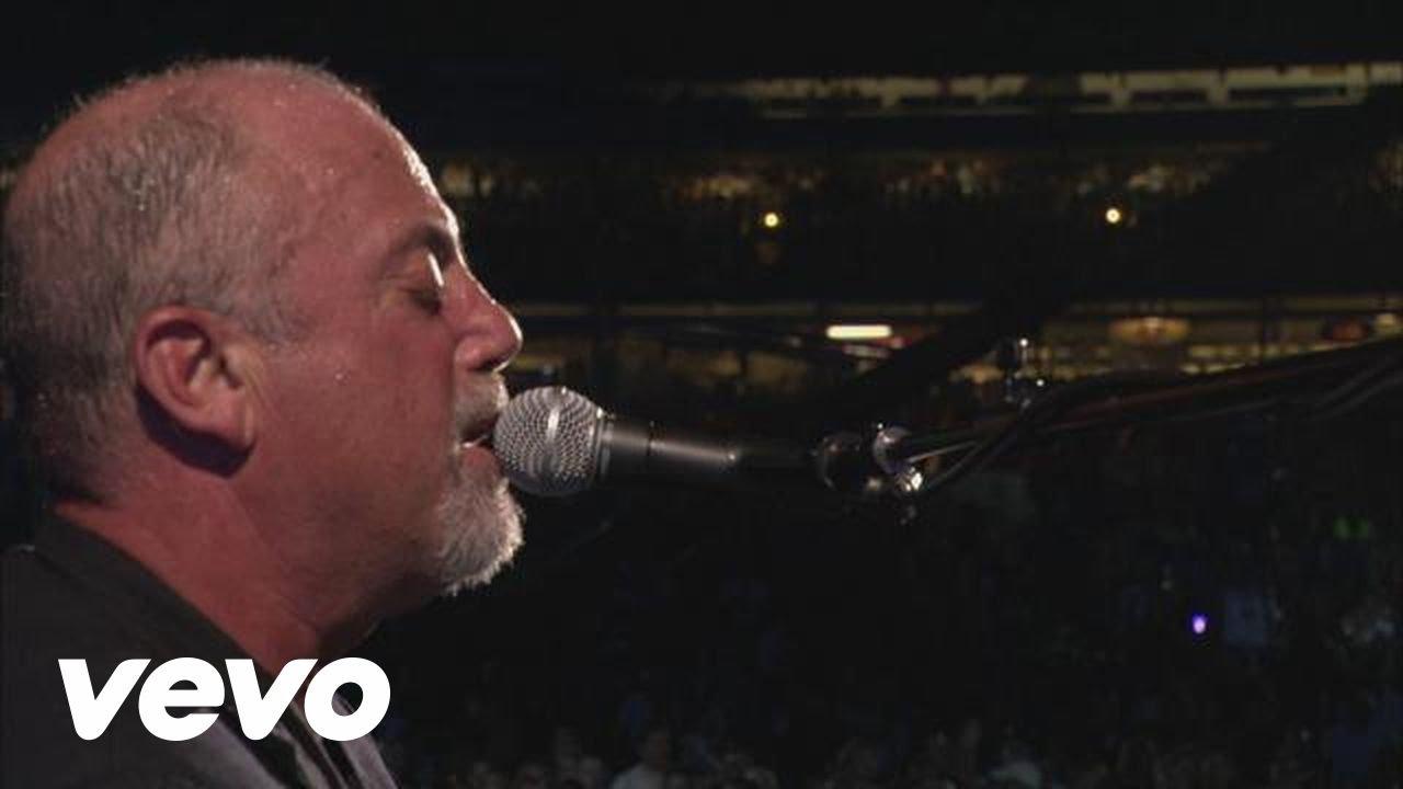 Billy Joel Captain Jack Live At Shea Stadium Youtube