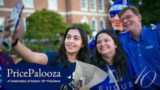PricePalooza: A Celebration of Duke's 10th President video