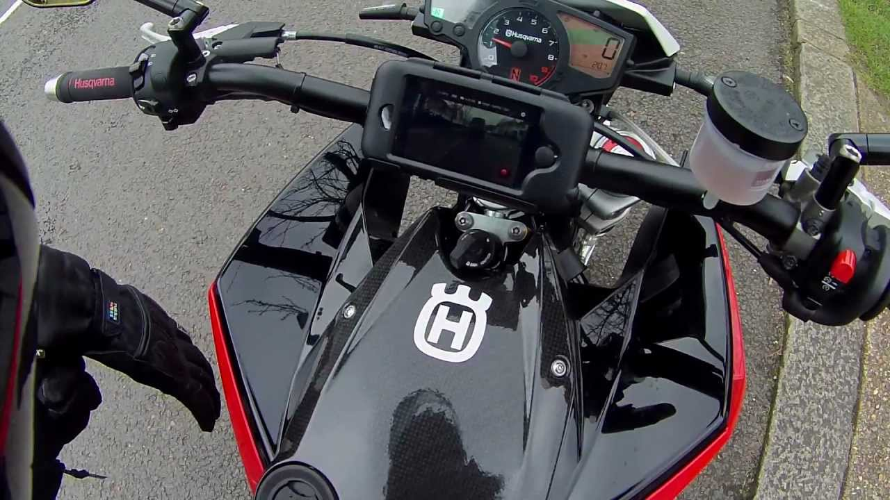 Motorcycle Rear View Camera Or Stick With Mirrors Youtube