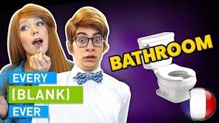 EVERY BATHROOM EVER VOSTFR