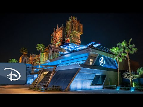 Avengers Campus at Disney California Adventure Park Set to Open June 4 Avengers Campus, opening June 4, 2021, at Disney California Adventure Park in Anaheim, California, will invite guests of all ages into a new land where they will sling webs on the first Disney ride-through attraction to feature Spider-Man. The immersive land also presents multiple heroic encounters with Avengers and their allies, like Iron Man, Black Panther, Black Widow and more.