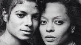 Michael Jackson Secret Love Affair with Diana Ross - Rare Footage
