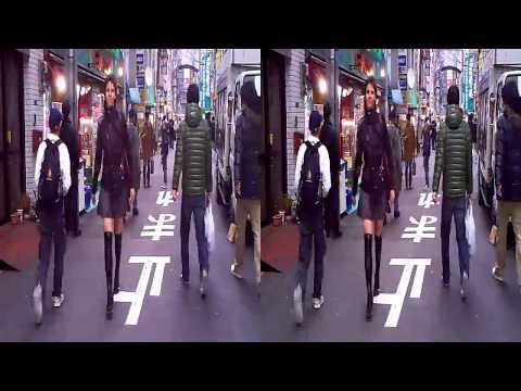 HD 3D Japan : Tokyo : Akiba : Akihabara : No Comment 14 : VJ_Tsu