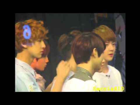 [Chansoo] EXO-K ChanYeol & D.O's sweet moments - Make you feel my love