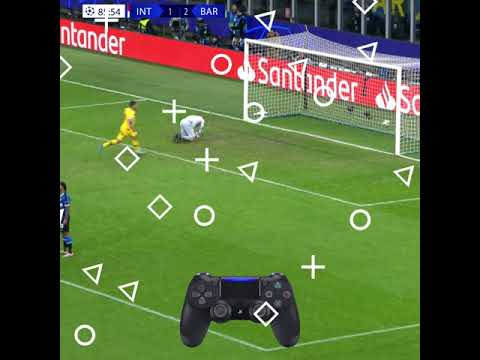FIFA 20 - Inter Milan vs. Barcelona