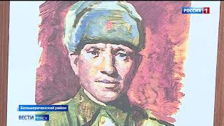 Через 75 лет после победы в Великой отечественной войне свидетельства подвигов фронтовика передали его семье