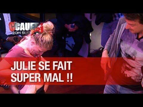 Baixar Julie se fait super mal au jeu de DJ Snake !! - C'Cauet sur NRJ