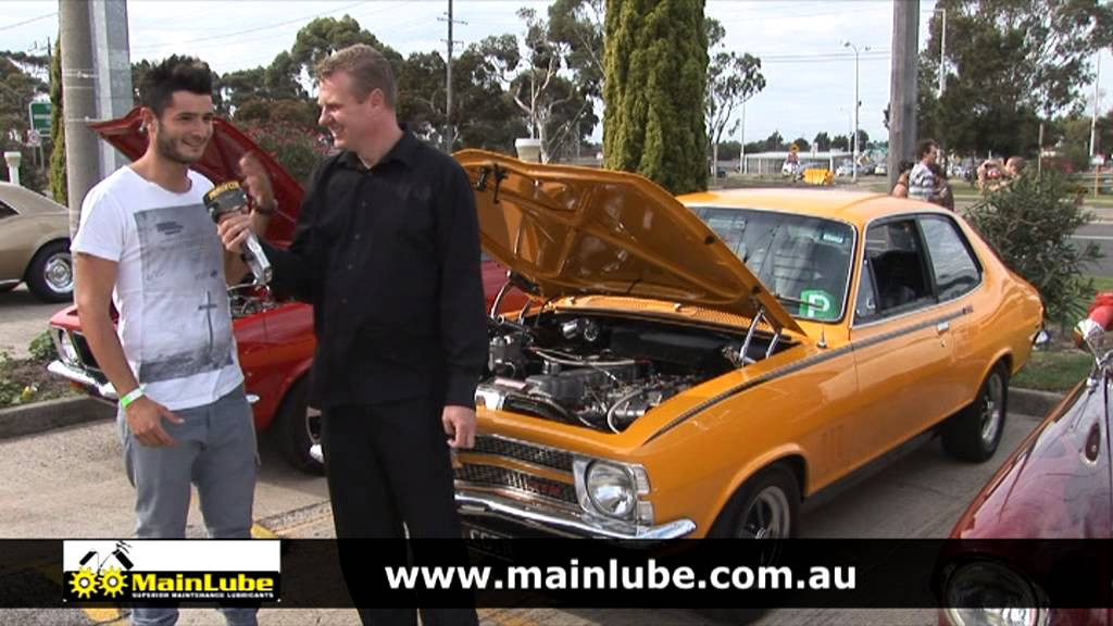 Gasolene Season 3 Episode 13 - Showcars Melbourne Part 2