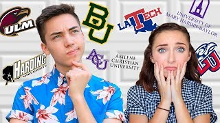Where is Bailey's Boyfriend Going to COLLEGE? *surprise prank*