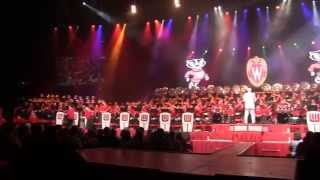 UW Varsity Band Concert - On Wisconsin March & Dynamite Strut