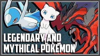 Pokemon Timeline Explained | Legendary and Mythical Pokemon