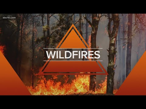 Coverage of #DixieFire and #RiverFire, weather, and traffic | August 5, 2021 morning update
