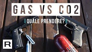 Pistole Green Gas VS CO2 | Quale Prendere?