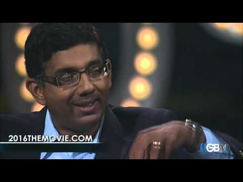 2016: OBAMA\'S AMERICA Dinesh D\'Souza\'s Movie with Glenn Beck on GBTV