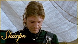 Sharpe Finds Out About Major Septimus Pyecroft | Sharpe