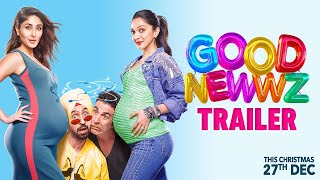 Good Newwz- Official Trailer- Akshay, Kareena, Kiara..